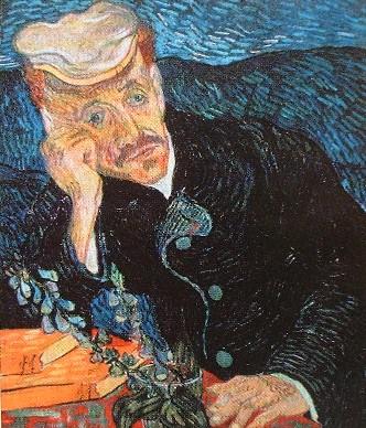 ガシュ博士の肖像