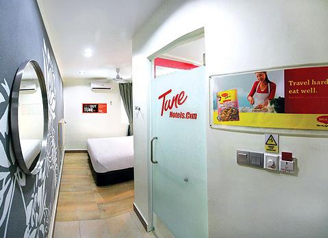 マレーシア 格安ホテル TuneHotels.com チューンホテルズ
