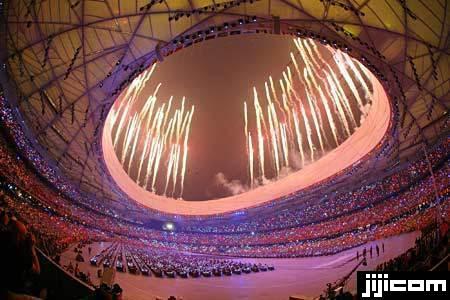 北京オリンピック 開幕式