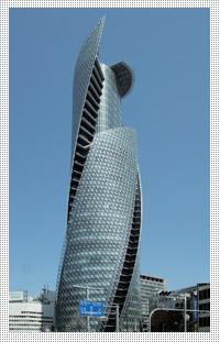 名古屋モード学園 スパイラルタワー