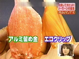 がっちりマンデー 魚肉ソーセージ エコクリップ