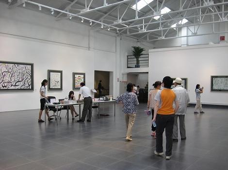 北京 798 芸術区 ギャラリー 画廊