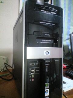 HP m9380jp/CT レビュー
