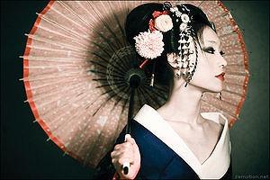 日本 舞妓