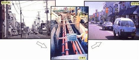 電線類地中化計画 無電柱化推進計画