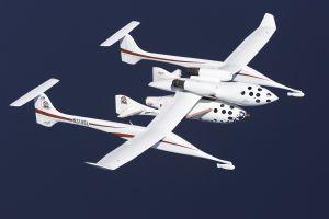 ホワイトナイト スペースシップ 弾道飛行