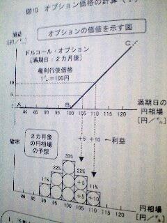 ブラック-ショールズ方程式 オプション 価格 プレミアム
