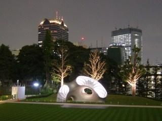 フラグメント No.5 東京ミッドタウンガーデン 檜町公園 フロリアン クラール