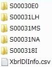 Xbrl ダウンロード ファイル