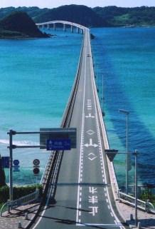 角島 大橋 山口県