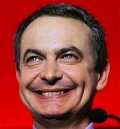 サパテロ 首相 スペイン ビーン 顔 画像