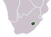 レソト 地図 観光 南アフリカ