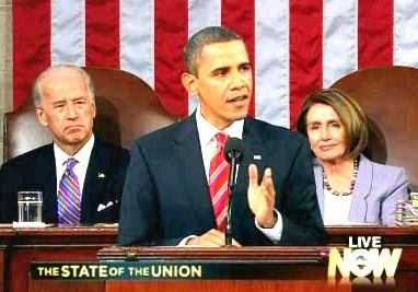 一般教書演説 オバマ 大統領 2010