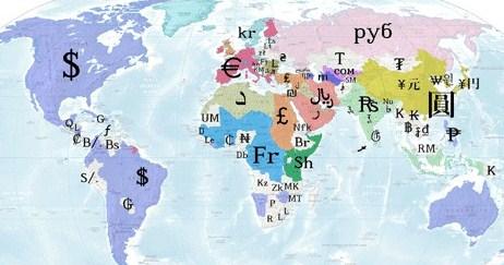 通貨記号 通貨単位