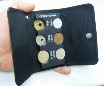 携帯コインホルダーコインホーム用ケース