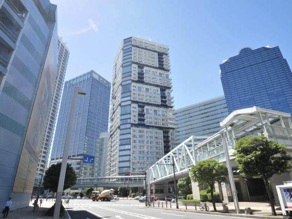 パークタワー横浜ポートサイド