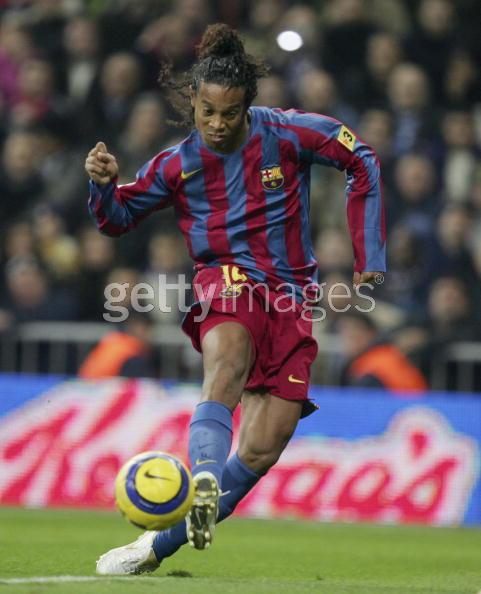 Ronaldinho20051119